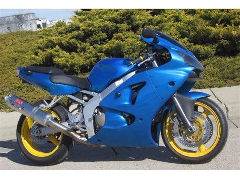 2001 Kawasaki Zx6r Parts by 2001 Kawasaki Zx 6r For Sale Used Motorcycles On
