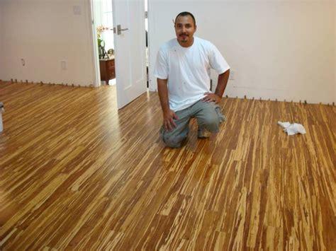 Tiger Stripe Bamboo Flooring Uk by Tiger Bamboo Flooring Bamboo Flooring Photo