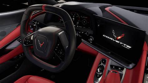 corvette stingray configurator  heres