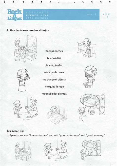 greetings and daily routines worksheet rockalingua