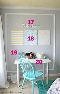Teen Room Makeover Source List - Sand and Sisal