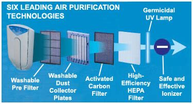 what does an ionizer do how do ionic air purifiers work