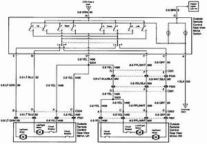 3e075 Gm Power Mirror Wiring Diagram