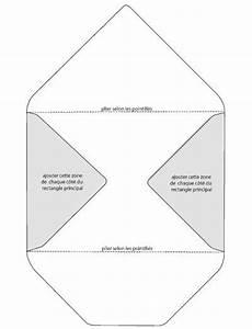 Comment Fabriquer Une Enveloppe : modele enveloppe scrapbooking ~ Melissatoandfro.com Idées de Décoration
