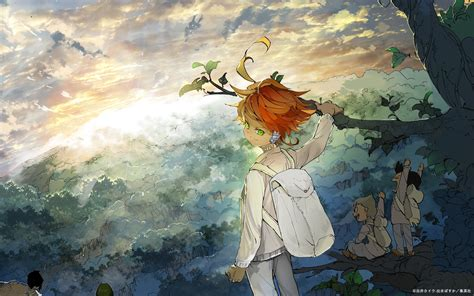 promised neverland wallpapers top   promised