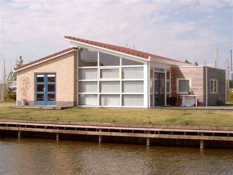 Luxus Bungalow Am Wasser Mit Sauna, Schaluppe, Ijsselmeer
