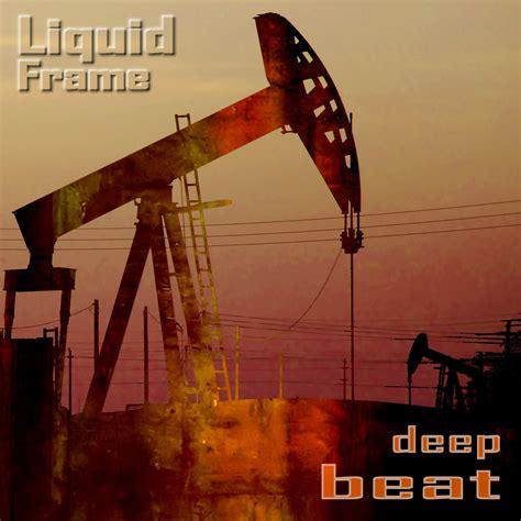 deep beat liquid album frame