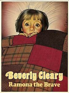 Ramona the Brave Beverly Cleary | Covers | Pinterest
