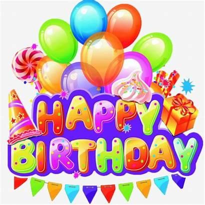 Birthday Celebration Clipart Balloon Cliparts Happy Celebrate