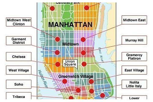 mapa do metro de manhattan baixar do pdf