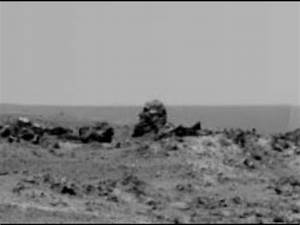 Alien Life On Mars – Easter Island Like Structures Caught ...