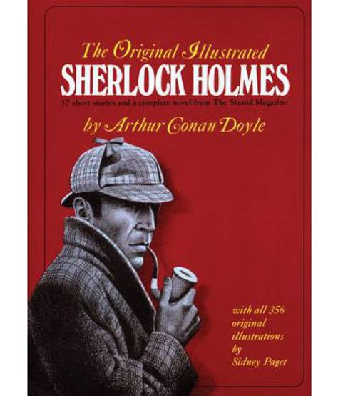 sherlock holmes illustrated sold imported