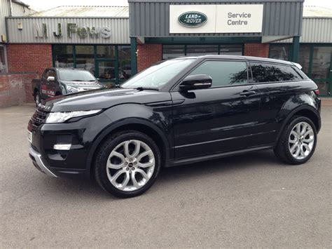 range evoque for sale used land rover range rover evoque sd4 dynamic for sale in gloucestershire