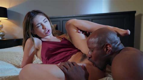 Black Man Fucks White Pussy Of Stepsons Girlfriend In Bedroom