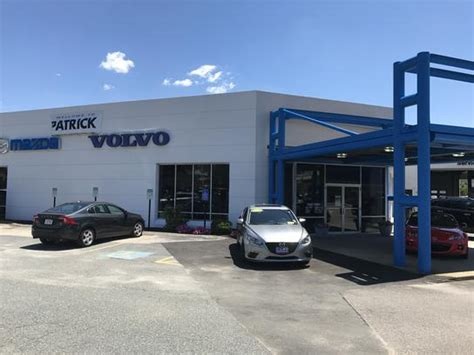 Patrick Mazda Volvo Cars Car Dealership In Worcester, Ma