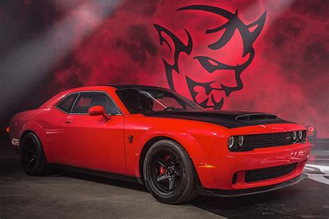 DODGE CHALLENGER SRT DEMON (2017) : MODALITES DOBTENTION ...
