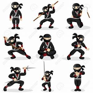 Kid Ninja Clipart | www.pixshark.com - Images Galleries ...