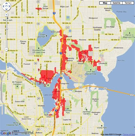 seattle city light power outage map lightning thunder hail and power outages happy saturday
