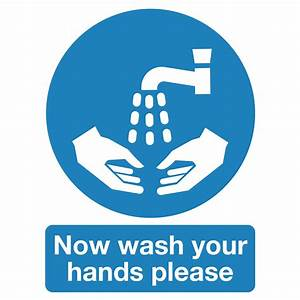 Maintenance Work Order Books Wash Hands Safety Signs 210 X 148mm S A G48173554