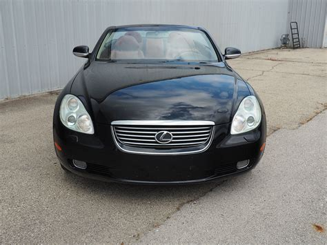 2002 Lexus Sc430 Roadster Safro Investment Cars