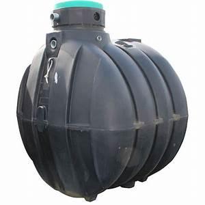 Cuve Eau De Pluie Enterrée : cuve de r cup ration d 39 eau de pluie a enterrer 4000 l ~ Edinachiropracticcenter.com Idées de Décoration
