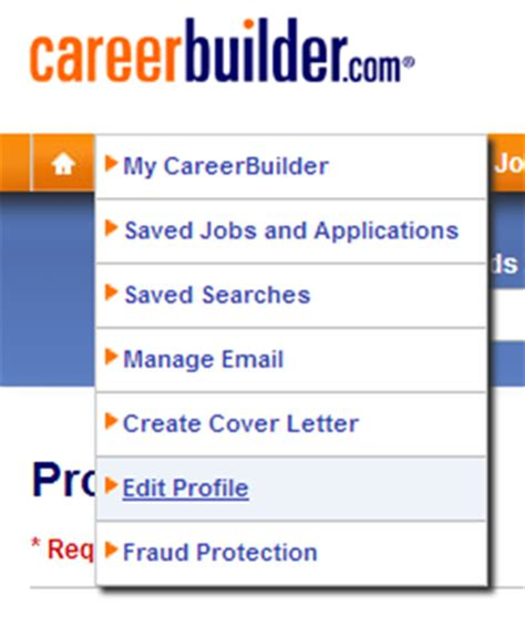 How To Edit Your Resume On Careerbuilder by Jobseeker Help How May We Help You