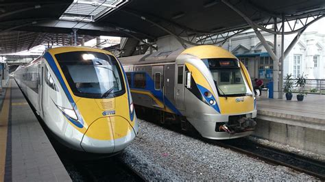 Electrified Double-tracking Project Of Malaysian Railway