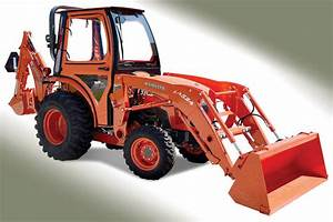 Curtis Introduces New Workpro Cab System For The Kubota
