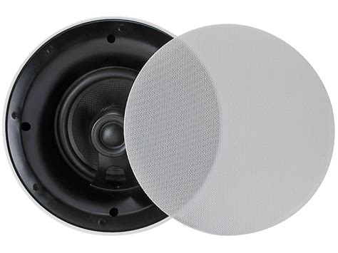 Angled In Ceiling Surround Speakers by Dayton Audio Me650c 6 1 2 Inch Lcrs 15 176 Angled Ceiling