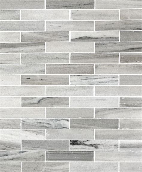 discount shower tile modern white gray subway marble backsplash tile