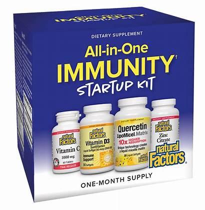 Immunity Kit Startup Winter Factors Natural Quercetin
