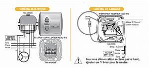 Branchement Electrique Volet Roulant Sur Prise De Courant : volet roulant electrique somfy montage ~ Dailycaller-alerts.com Idées de Décoration