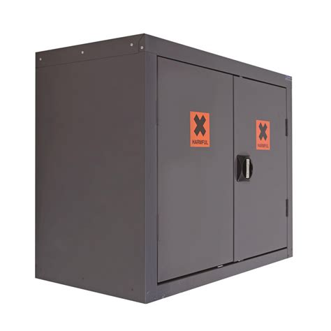 Coshh Cupboard by Coshh Wall Storage Cupboard 570 X 850 X 255mm Pro Spill