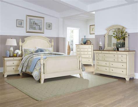 dallas designer furniture inglewood bedroom set  whitewash