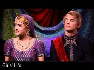 Back to School Advice from Lucy Hale and Freddie Stroma ...