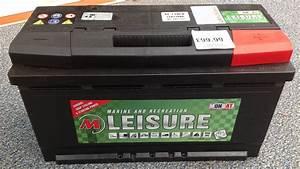 Monbat Xl 110 Lb Leisure Battery