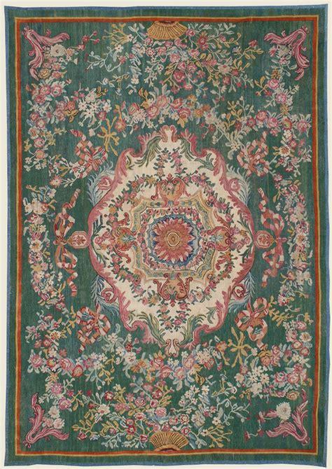 tapis de la savonnerie galerie deroyan tapis et tapisseries