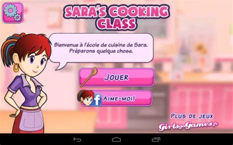 jeu de cuisine ecole de jeux cuisine