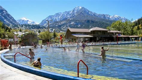 Colorado Hot Springs  Best Hot Springs In Colorado