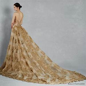 40 best gold wedding dress images on pinterest brides With gold color wedding dress