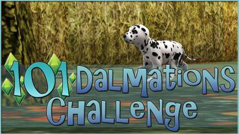 30 days dalmatian puppies for sims 3 101 dalmatians challenge autumn puppy days