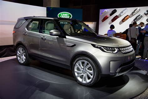 land rover 2018 2018 land rover discovery preview