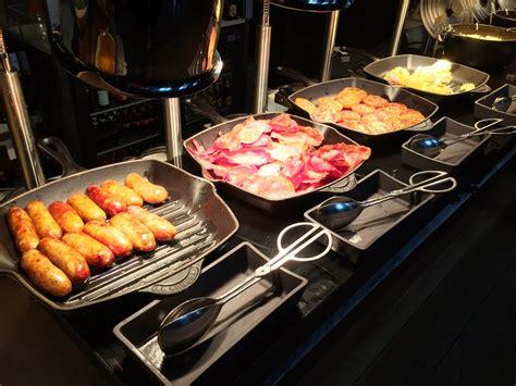 buffet breakfast review booking office st pancras hotel