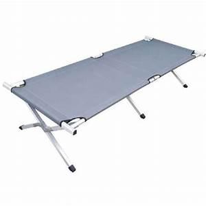 Lit De Camp Pliant : mobilier de camping provence outillage ~ Teatrodelosmanantiales.com Idées de Décoration