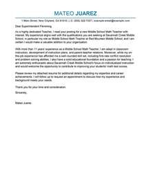Writing A Cover Letter For Teaching Cover Letter Exles Education Cover Letters Livecareer