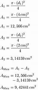 Darlehensbetrag Berechnen Formel : fl che kreis kreisfl che ~ Themetempest.com Abrechnung