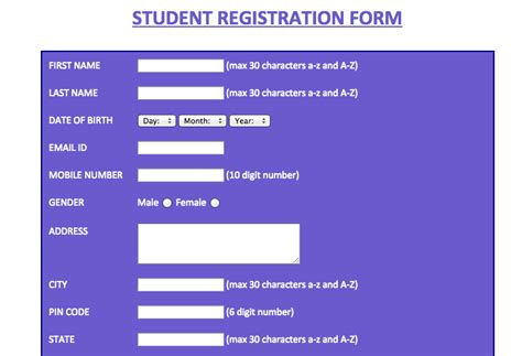 registration form optimization 9 practices for