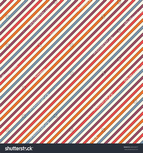 Bright Colors Diagonal Stripes Abstract Background Stock