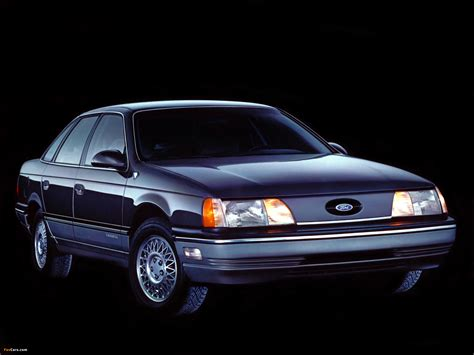 Ford Taurus 1985–91 wallpapers (2048x1536)