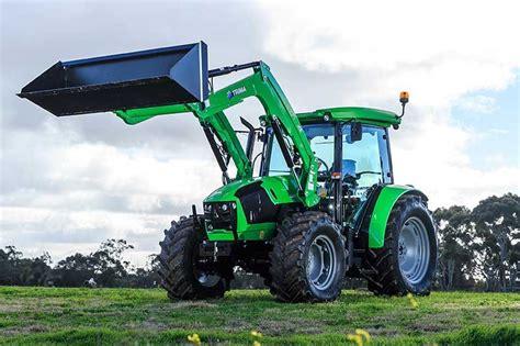 deutz fahr   review australias  tractors